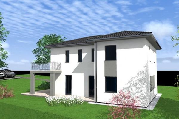 XXII. Budatétény - ÚJÉPÍTÉSŰ CSALÁDI HÁZ, nappali + 5 szobás, nagy telekkel eladó.