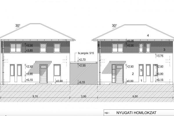 XXII. Kerület-Új Építésű Különálló Családi Ház!